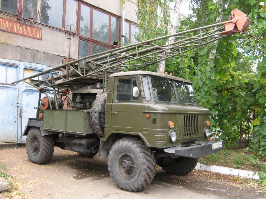бур ГАЗ-66