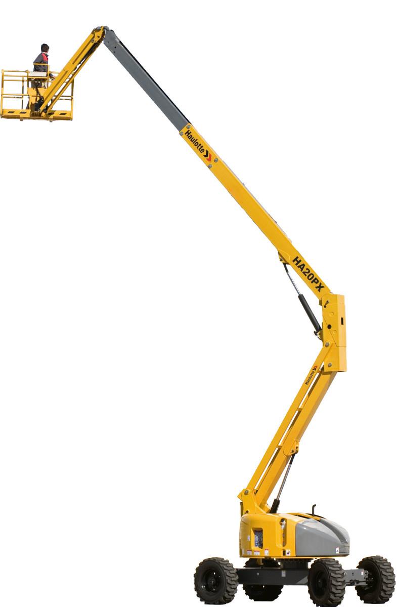 Коленчатый подъемник Haulotte HA 20 PX