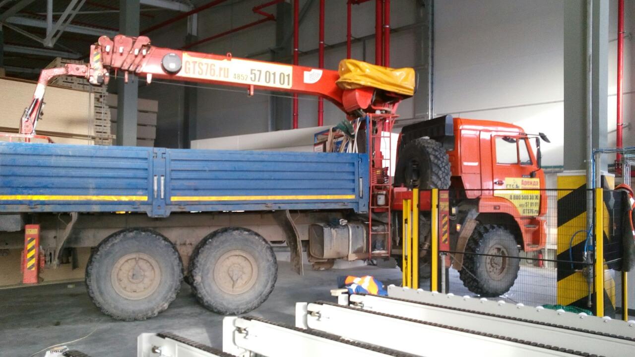 Манипулятор вездеход 7 тонн