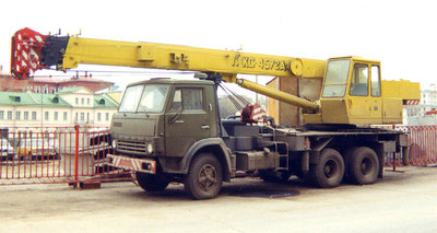 автокран 16 тонн аренда